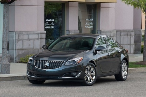 2014 Buick Regal Sedan Engine Choice and Pricing | CarsPiece | Scoop.it