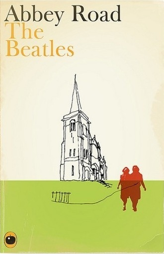 14 Classic Albums Reimagined As Books... | Art for art's sake... | Scoop.it