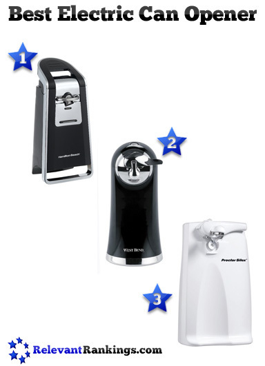 Best Electric Can Openers | Food and Kitchen | Scoop.it