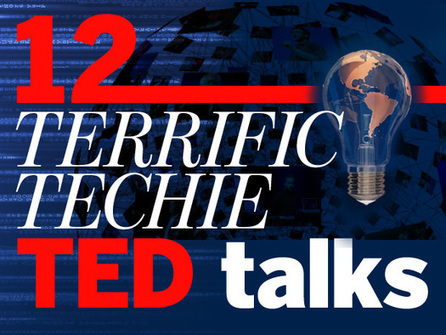 12 terrific tech and security-related TED talks | Higher Education & Information Security | Scoop.it