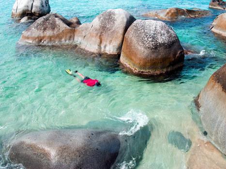 Top 17 Snorkeling Destinations in the Caribbean | Naviguer dans les caraïbes | Scoop.it
