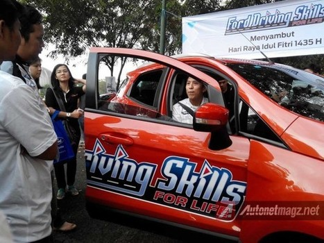 Ford Indonesia Safety Driving Coaching Clinics | AutonetMagz | defensive driving | Scoop.it
