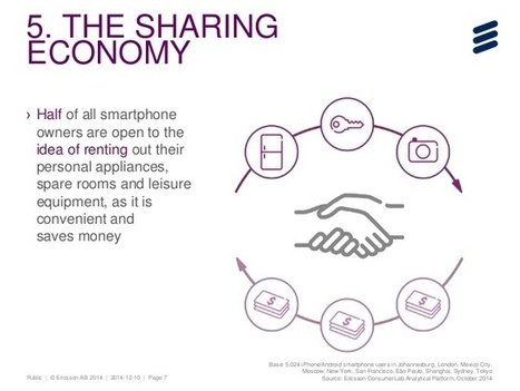 A  Sunday afternoon experiment – are you ready for the sharing economy?   Peer2Politics   Scoop.it