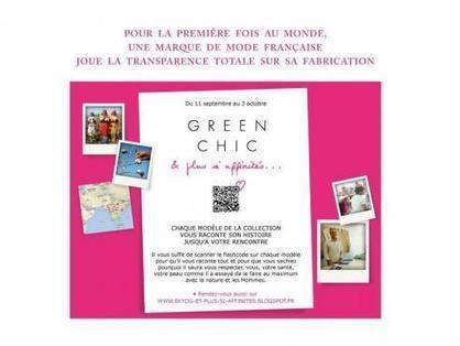 Ekyog : 100% transparence sur les vêtements | Créativité écologique | Scoop.it