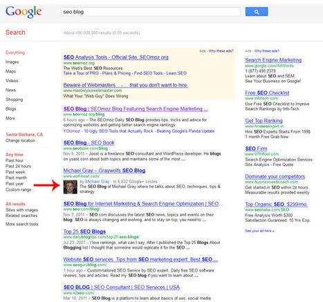 Google Likes Authorship | Pakistan first classifed website | Scoop.it