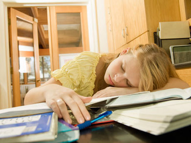 Homework, Sleep, and the Student Brain | college and career ready | Scoop.it