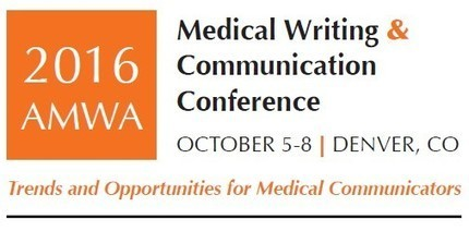 Medical Writing & Communication Conference | Notebook | Scoop.it