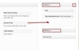 WordPress Sidebar Etiquette | Business 2 Community | Digital-News on Scoop.it today | Scoop.it