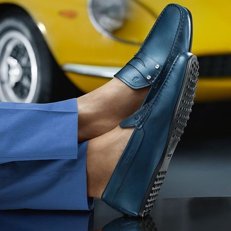 Tod's Builds Upon the Gommino in Spring/Summer 2015 Collection | Le Marche & Fashion | Scoop.it