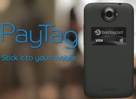 Barclays releases the NFC-enabled PayTag [video] | Payments 2.0 | Scoop.it