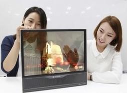 LG Display 18-inch flexible OLED panel - hxosplus.gr | hxos plus | Scoop.it