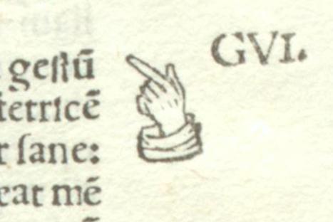 L'origine médiévale de l'hyperlien, des pointeurs et des smileys | Mutations numériques | Scoop.it