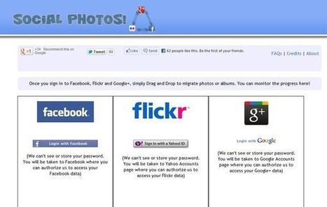 Social Photos, exporta fotos a Facebook, Flickr y Google+ | Al calor del Caribe | Scoop.it