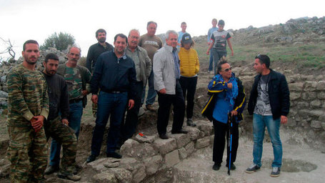 An ancient city (1200-100 BC) comes to light at Krousona | Αρχαιολογία Online | Archaeology News | Scoop.it