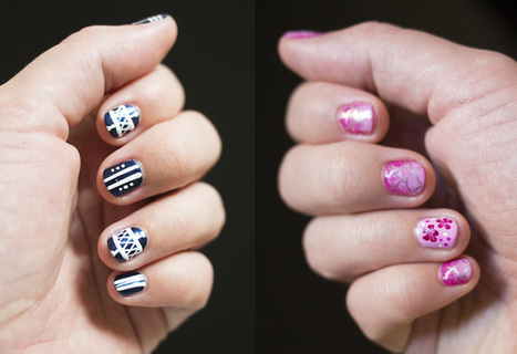 Fantaisies en Nail Art | Nail Art | Scoop.it