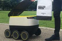 Les robots livreurs de Starship Technologies arrivent en ville   Digital News in France   Scoop.it