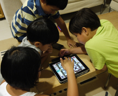 Concerns grow over children using tablet computers | Is the iPad a revolution? | Scoop.it
