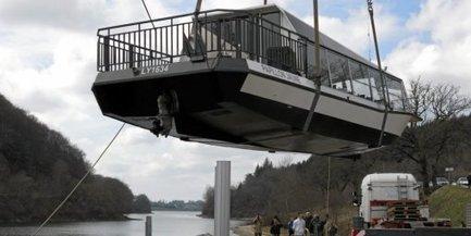 Un nouveau bateau promenade va voguer sur le lac de Pareloup | L'info tourisme en Aveyron | Scoop.it