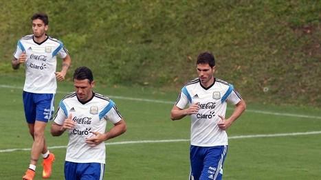 La Selección argentina se entrenó pensando en Holanda - TN.com.ar   Argentina is all   Scoop.it