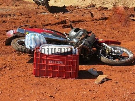 26/11 Mujer falleció aplastada por Motoniveladora en construcción de un Shopping   asunciononline.com   Scoop.it