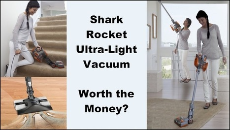 Shark Rocket Ultra-Light Upright Vacuum - Worth the Money? | For Home | Scoop.it