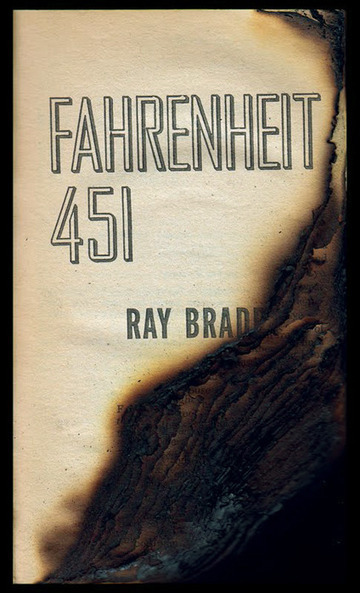 "Dur de la feuille - ""It was a pleasure to burn."" – Ray Bradbury,...   DIY avec 2 mains gauches   Scoop.it"
