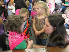 Kindergarten Round-up  How does it need to change? | Teacher Leadership Weekly | Scoop.it