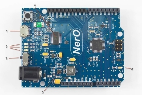 Arduino clone delivers power punch via Kickstarter | Electronics Weekly | Raspberry Pi | Scoop.it
