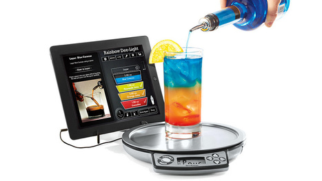 Everyone's a Master Bartender With This App-Connected Drink Scale   iOS Tips & Nice Ideas   Scoop.it