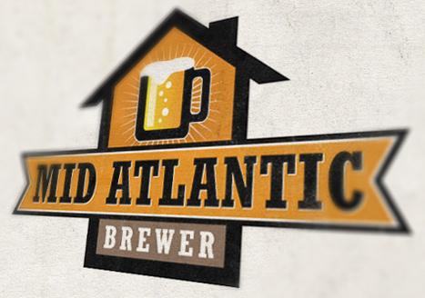 Mid Atlantic Brewer - Home Brewing Co. - Logos - Creattica   Visual Inspiration   Scoop.it