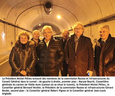 Tunnel Aragnouet-Bielsa : 21M€ investis pour la modernisation des installations et des équipements de sécurité | Vallée d'Aure - Pyrénées | Scoop.it