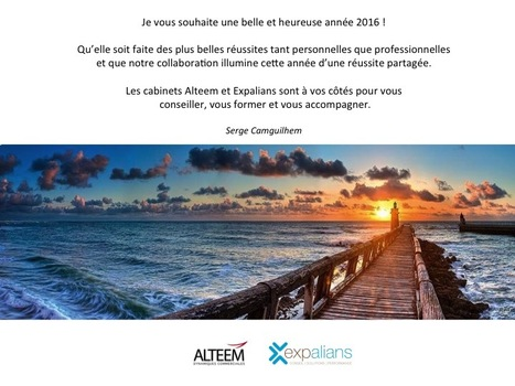VOEUX DU CABINET ALTEEM | Conférences & Communication | Scoop.it