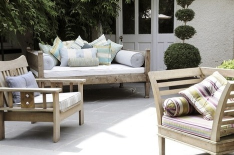 How to Clean Outdoor Furniture | Blog | HGTV Canada | Cleaning and Maintenance Tips | Scoop.it
