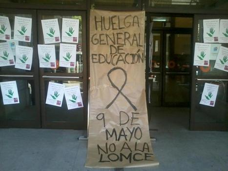 Hoy #9M > Huelga General y Total de la Educación en todo el estado | Independent music | Scoop.it