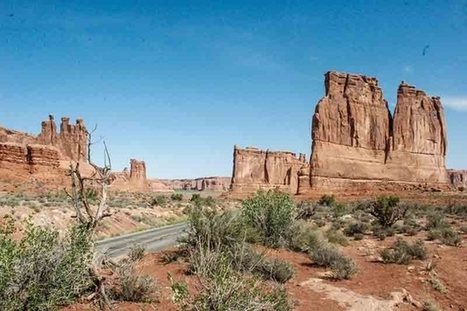 Visiter Arches National Park et Dead Horse Point State Park | AmenagementDesign | Scoop.it