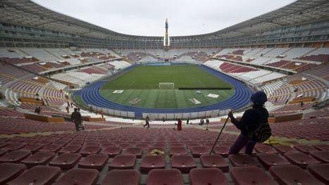 A estadio vacío - La Burbuja Futbolística | Lo que está en mi mente | Scoop.it