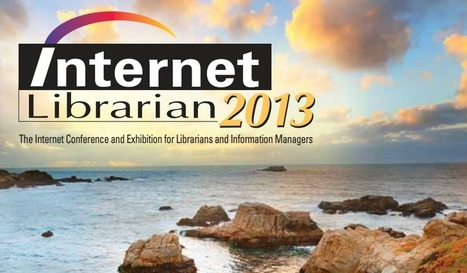 CIL2013 - LibConf.com from Information Today | Library Business | Scoop.it