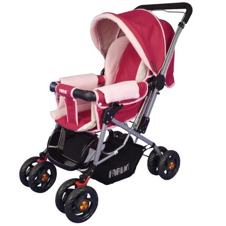 Xe đẩy Farlin BF889B màu hồng - Bé đi ra ngoài | Giường tầng trẻ em 3 tầng Acme Furniture | Scoop.it