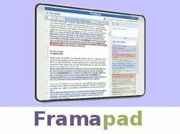 Framalab   TICE, Web 2.0, logiciels libres   Scoop.it