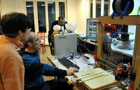 L'atelier du XXIe siècle | Baueric - Economie numérique | Scoop.it