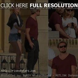 Toni Garrn:Leonardo DiCaprio doesn't matter to you | World News | Scoop.it