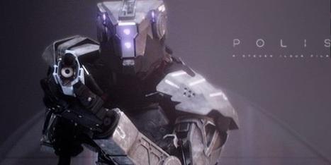 POLIS - Epic Sci-Fi Thriller by Steven Ilous [Short Film] | ahlifikircom | Scoop.it