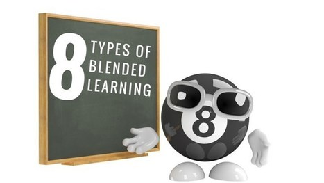 Vicki Davis & Tom Arnett Podcast: 8 Types of Blended Learning According to Research | eLearning and Blended Learning in Higher Education | Scoop.it