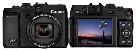 Canon PowerShot G1 X – Big Camera In A Little Body | Digital Camera Tracker | Canon | Scoop.it
