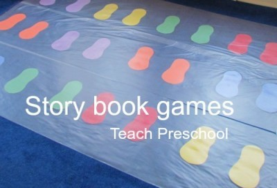 Storybook games | Happy Days Learning Center - Resources & Ideas for Pre-School Lesson Planning | Scoop.it