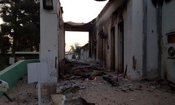MSF hospital: US condemned over 'horrific bombing' in Afghanistan | critical reasoning | Scoop.it