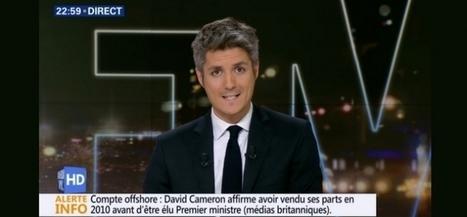 Le retour du bandeau sur BFMTV | DocPresseESJ | Scoop.it