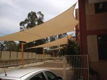 Create Aesthetically Pleasing & Custom-made Shades using Shade Sails! | home Improvement | Scoop.it
