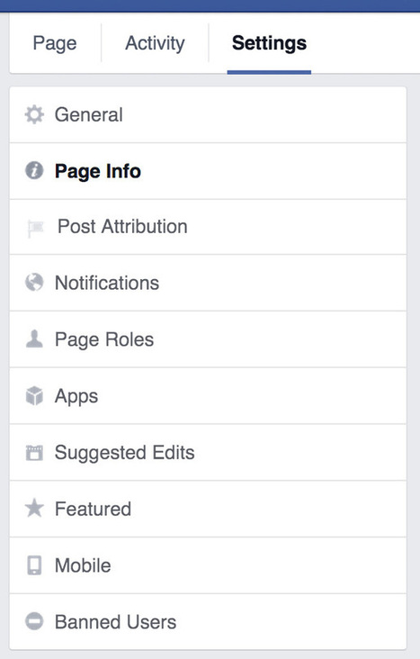 The Complete Guide to Creating the Perfect Facebook Page for Your Business | Enterprise Social Media | Scoop.it