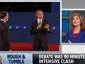 NBC News Debate highlights: Libya, binders and big pensions | Littlebytesnews Current Events | Scoop.it